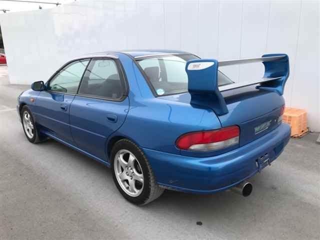 Subaru Impreza STI RA LIMITED Manual