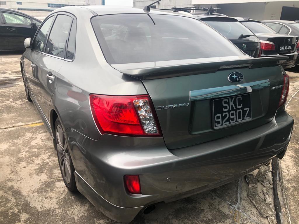 SUBARU IMPREZZA (SG CAR COMPLETE MALAYSIA DOCUMENT, HALAL UNTUK DIGUNAKAN DI ATAS JALAN RAYA MALAYSIA)
