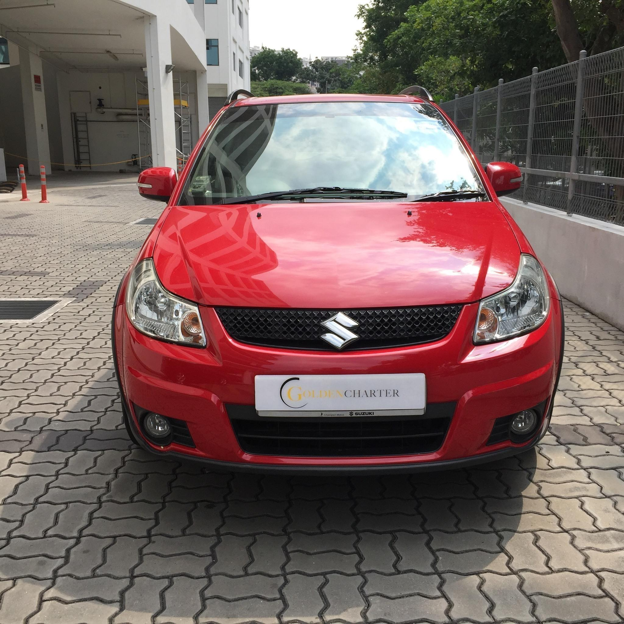 Suzuki SX4 CHEAPEST CAR RENTAL for Grab GoJek or Personal use