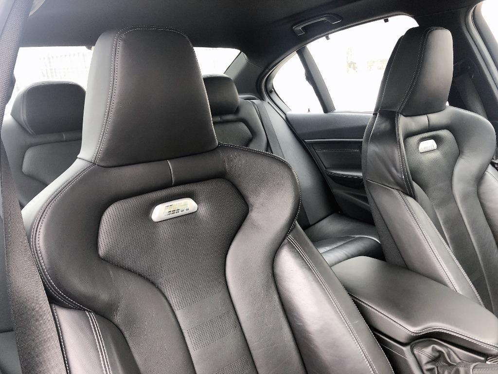 BMW    M3  DCT F80   2016 Auto