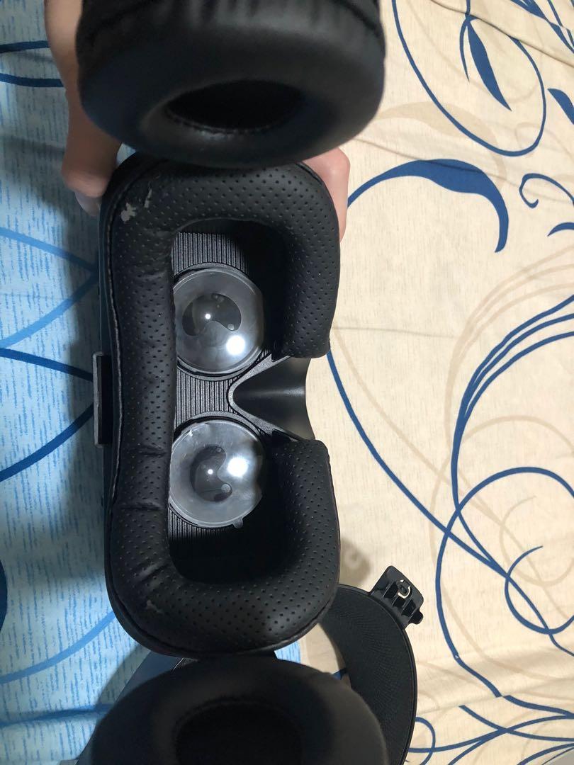 VR SHINECON VIRTUAL REALITY GLASSES虛擬實境頭盔