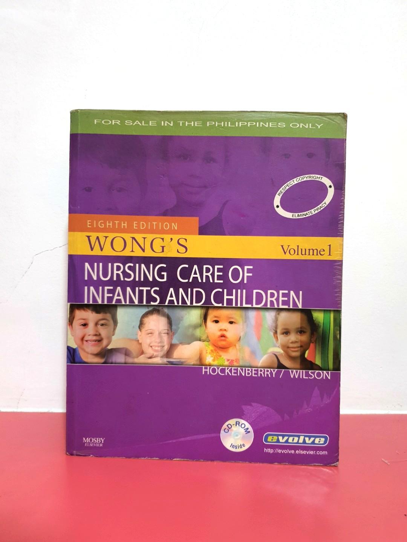 Wong's Nursing Care of Infants and Children Volume 1-2 (8th ed.)