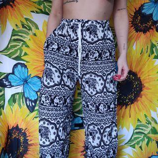 ELEPHANT BOHO INDIE PANTS