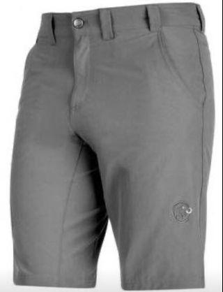 🈺清物平放 只放3日 🈹 Mammut Hiking Shorts USA28'🏞⛺️行山露營推介