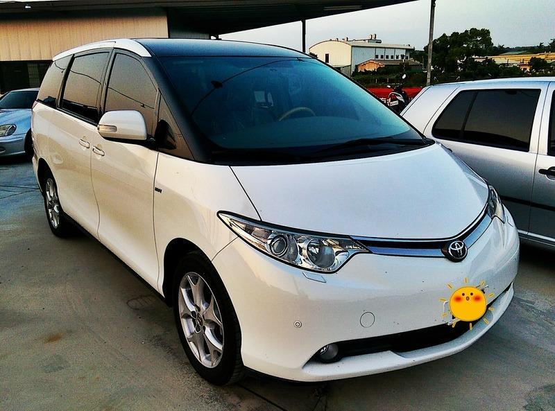07 Toyota 豐田 Previa 培利亞 2.0 IKEY 雙天窗 GPS 倒車影像 電動尾門 全貸 可增貸20萬