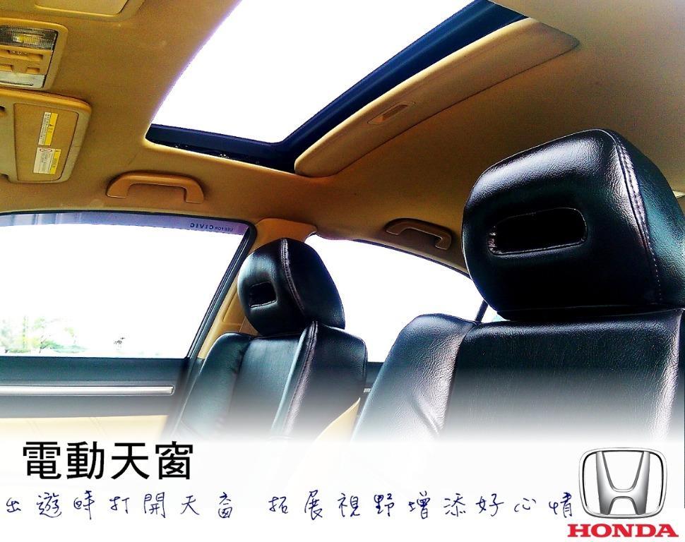 08年 Honda 本田 Civic EX-S 1.8 喜美八代 最頂級 天窗 換檔撥片 TV 倒車顯影 超貸 強力過件