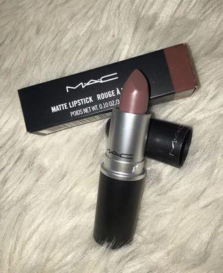 Matte MAC lipstick