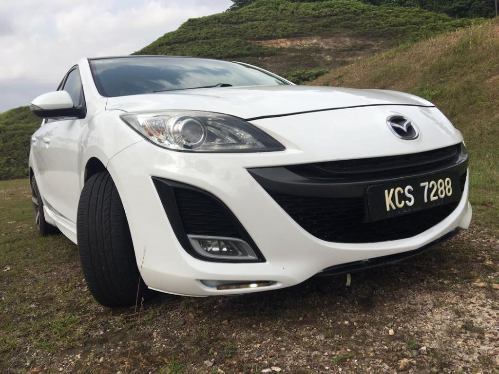 2010 Mazda 3 2.0 SPORT (SEDAN) (A) B/L LOAN KEDAI DP 2-3K