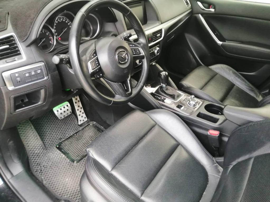 2015/16    式    CX-5  2WD    2.0  黑