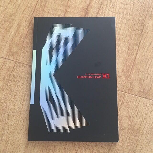 [Album NO PC] X1 - Quantum Leap: Bisang ver. (baca deskripsi!)