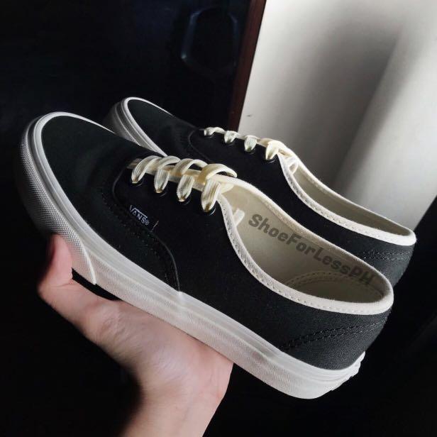 Authentic/Original Vans Blackbone
