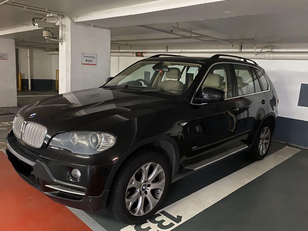 BMW X5 xDrive 48i (A)