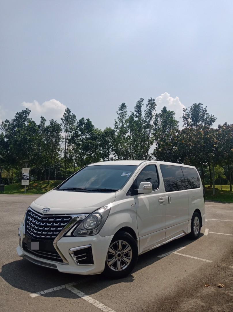 Hyundai Starex Royale 2.5(A) MPV Sewa Murah Berkualiti