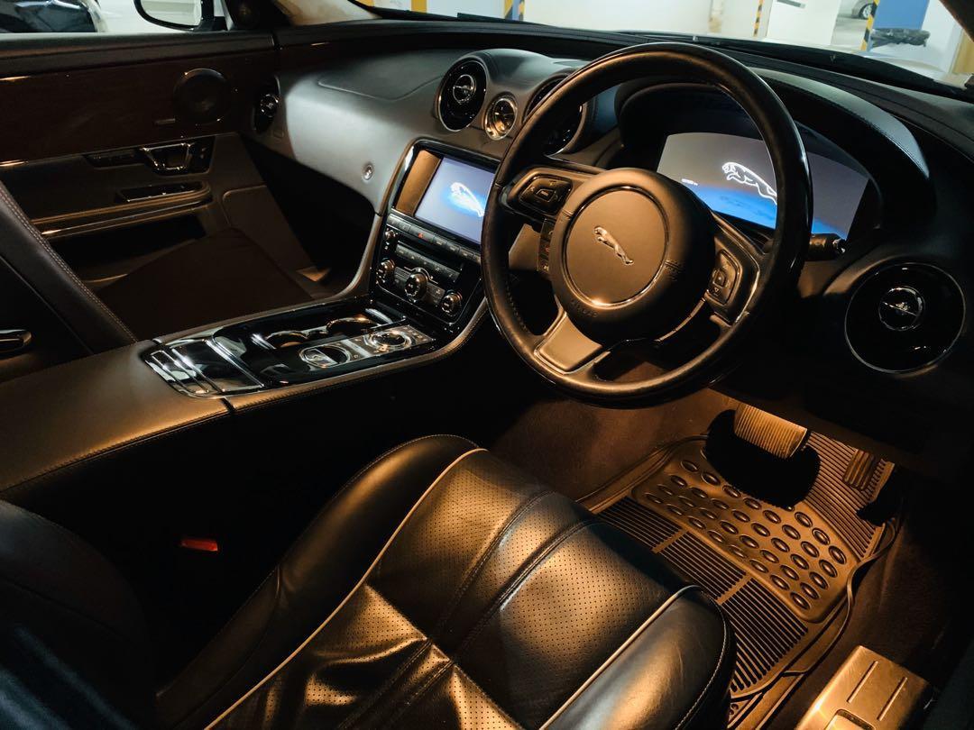 Jaguar XJ 5.0 V8 Supercharged Portfolio LWB (A)