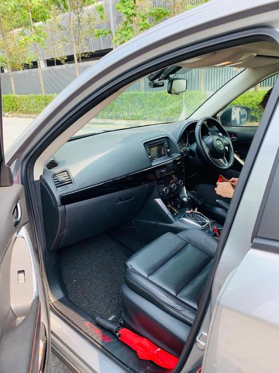 Mazda CX-5 2.5 CBU 2014 Direct Owner CX5 sun roof BOSE speaker