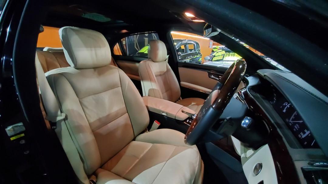 Mercedes-Benz S500L V8 Biturbo Auto