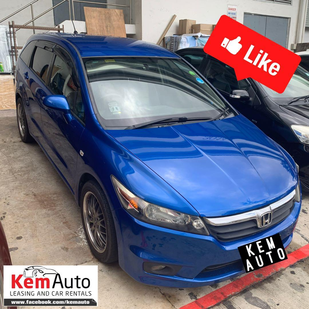 MPV For CNY 2020 rental (Honda stream Toyota Previa Estima VW Touran)