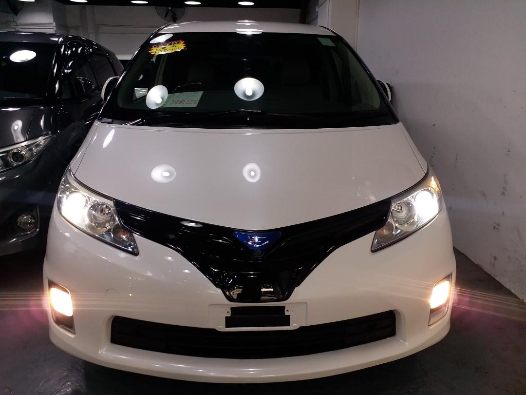 Toyota Estima 2.4 Aera Hybrid Auto
