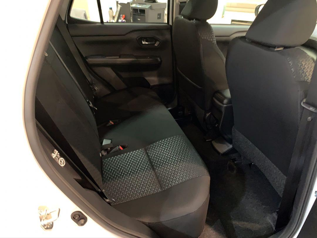 Toyota Raize 1.0a turbo