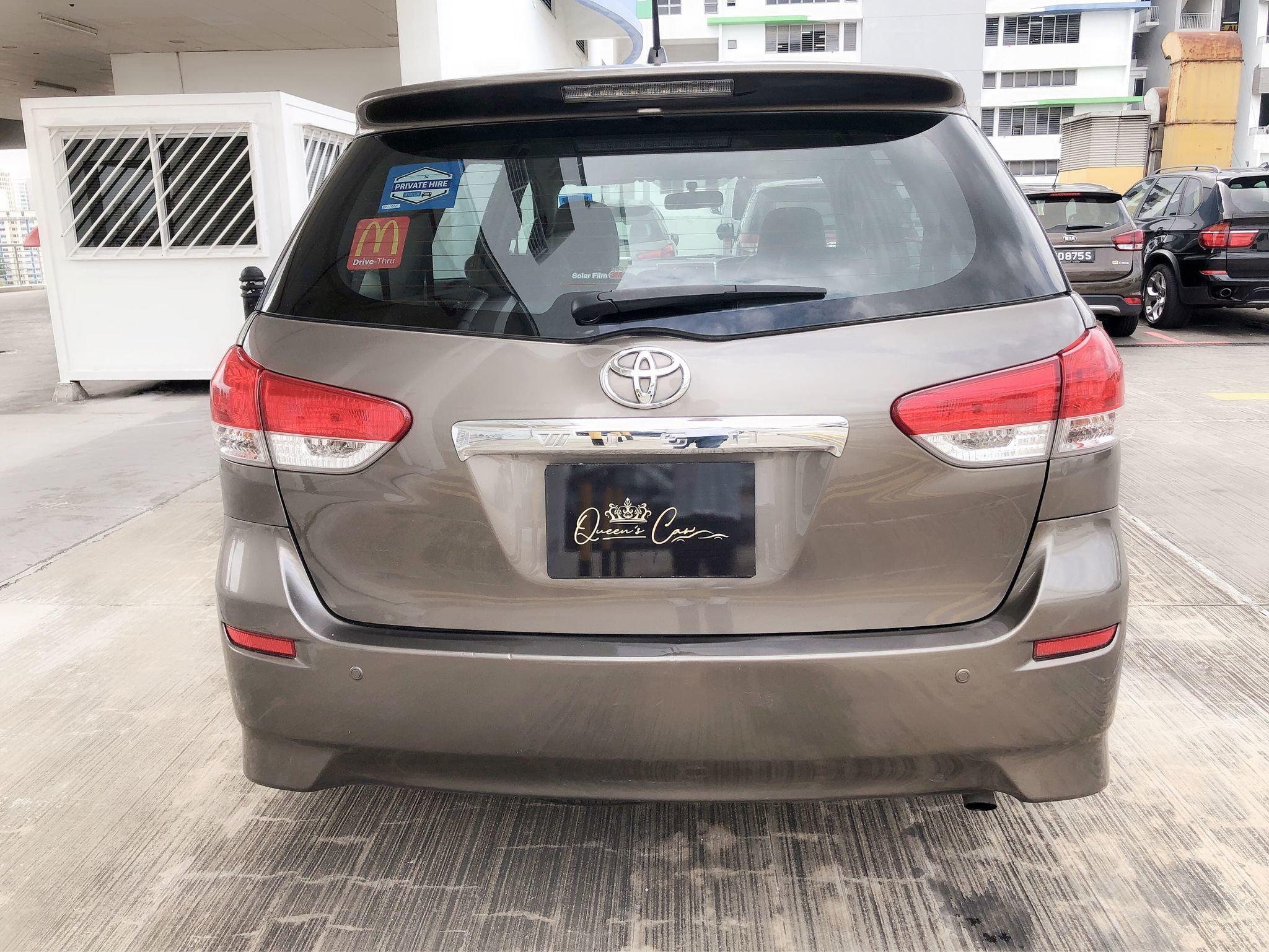 Toyota Wish 2.0 (A)