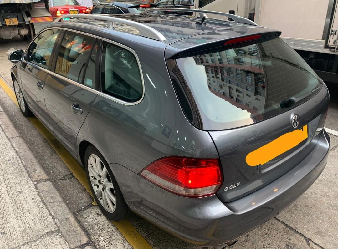 Volkswagen GOLF VARIANT 1.4 TSI 2013 GOLF VARIANT 1.4 TSI 2013 Auto