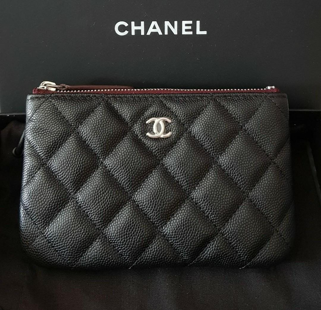 (Resv at $390-$400)❤Receipt buy $1900+! For Followers, selling Loss! Brand New Authentic black classic chain bag