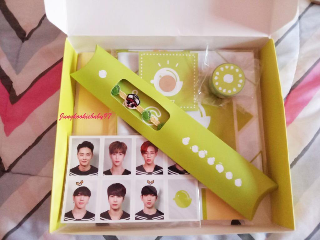 [WTS SET/LOOSE ITEMS] GOT7 OFFICIAL FANCLUB IGOT7 4TH GENERATION