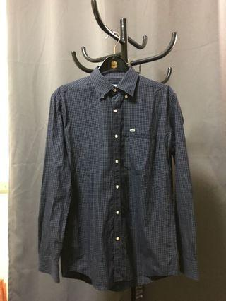 Lacoste Button Down Long Sleeves -Batch 2
