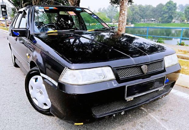 2008 Proton Iswara 1.3 (A) auto gear box 1 lady owner