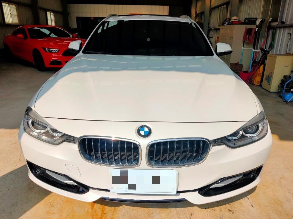 可全額貸 超額貸 跨界優質跑旅 2014年BMW 320i F31  歡迎洽詢0932171411