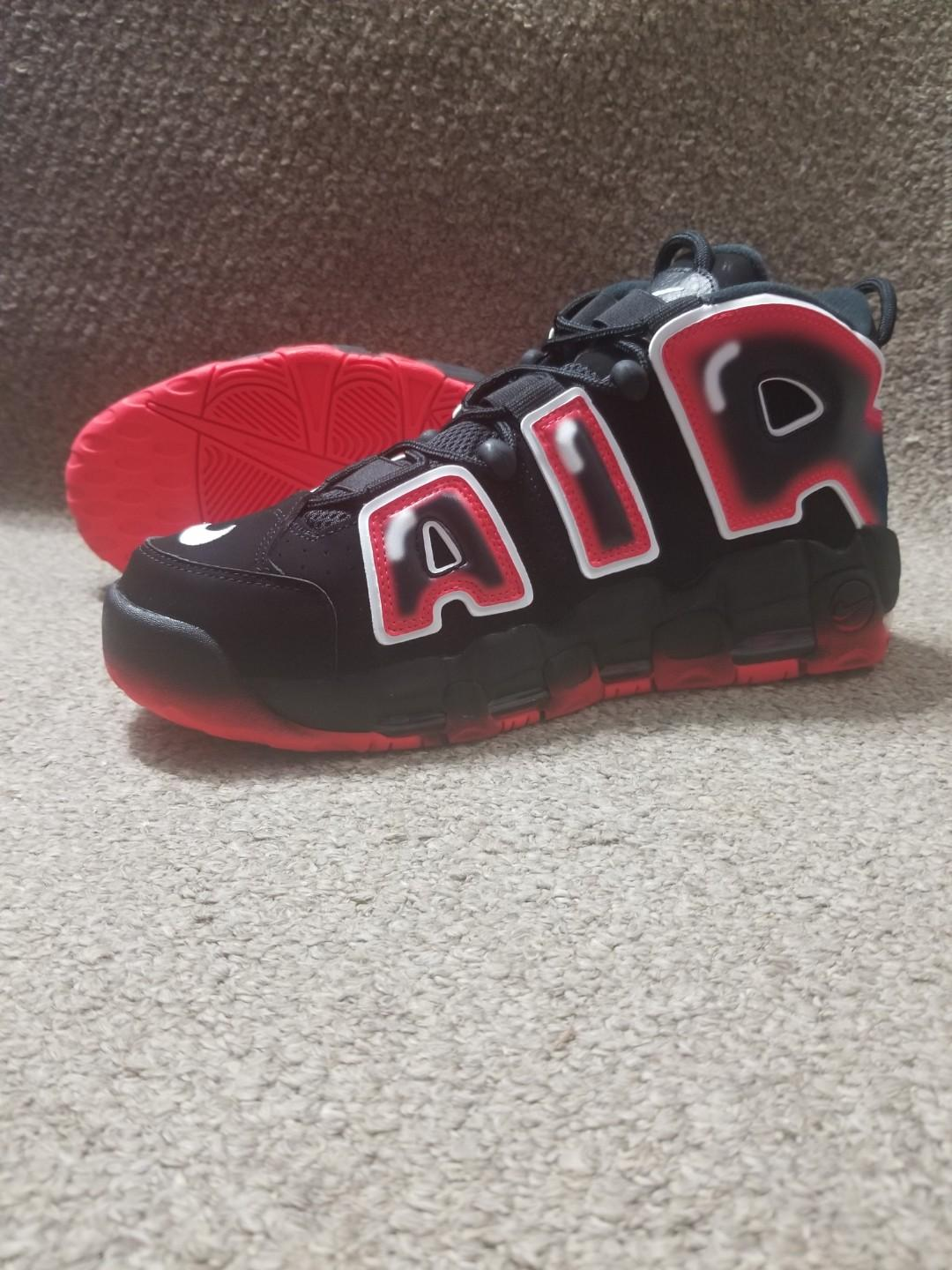 BRAND NEW Air More Uptempo 96 Size 11 (Negotiable)