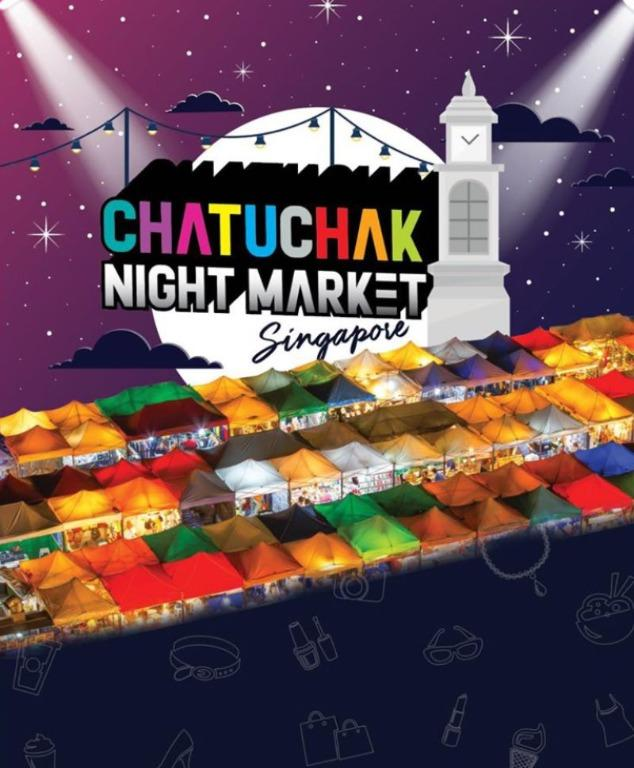 Chatuchak Event Assistant (Full time & Part time)