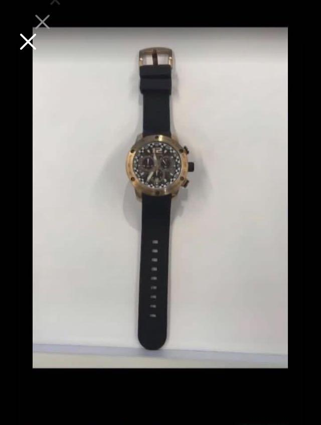 CLEARANCE SALES {Collectibles Item - Special Edition Sports Watch} Almost New Authentic debute Brand Singapore NightRace SPECIAL EDITION - Debute Night Racer IV Special Edition Quartz Watch Certification 284/500 C/W Original Box