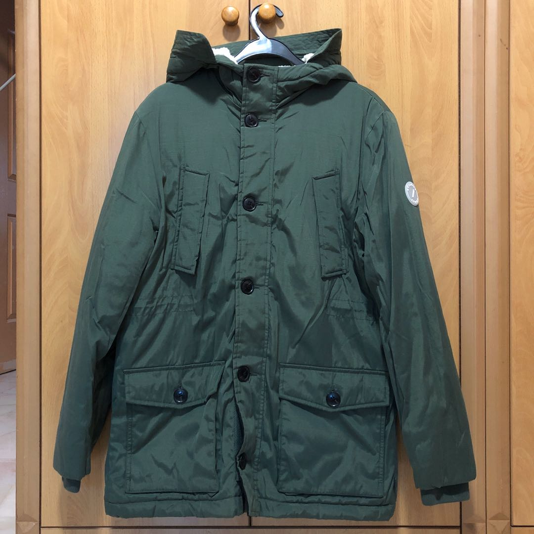 Immoralità Terapia greca  Jack & Jones Originals Parka with Borg Lined Hood, Men's Fashion, Clothes,  Outerwear on Carousell