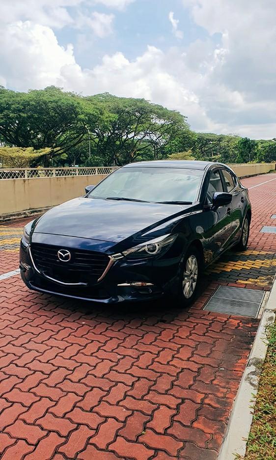 Mazda 3 1.5 Hatchback Deluxe (A)