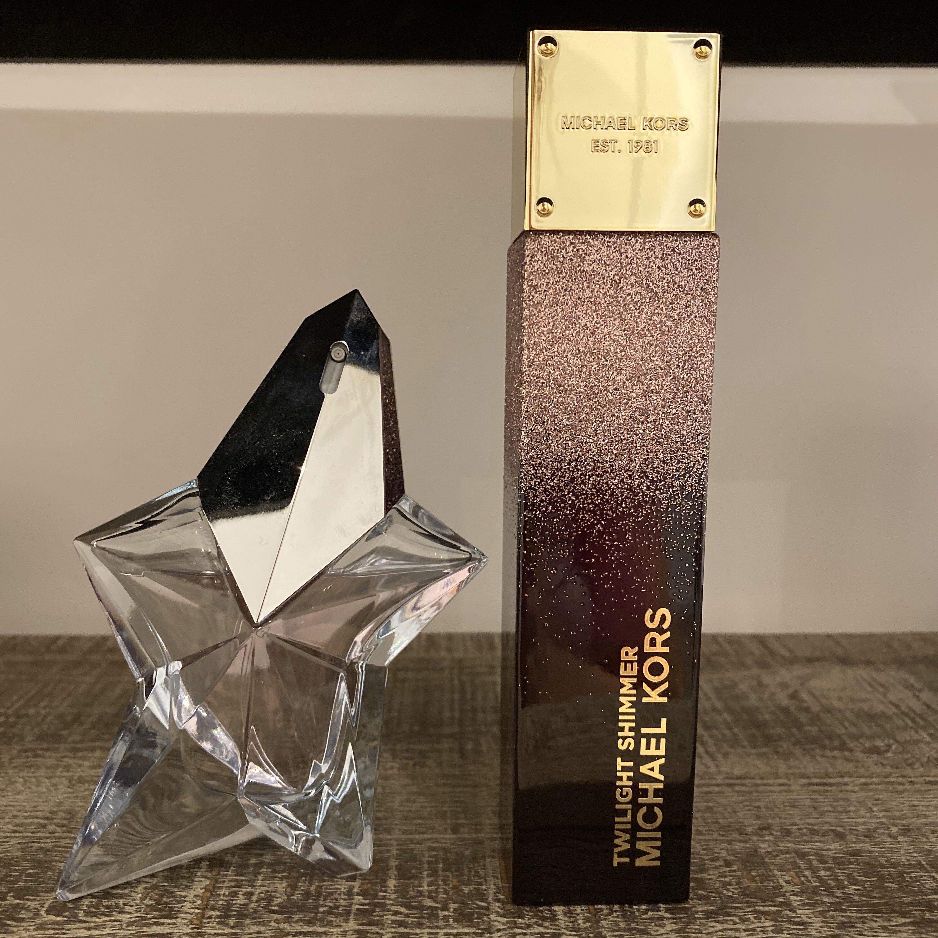 Michael Kors Twilight Shimmer & Mugler Angel Bundle Offer