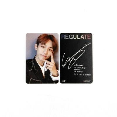 NCT127 the 1st album repackage NCT#127 REPACKAGE jungwoo ver