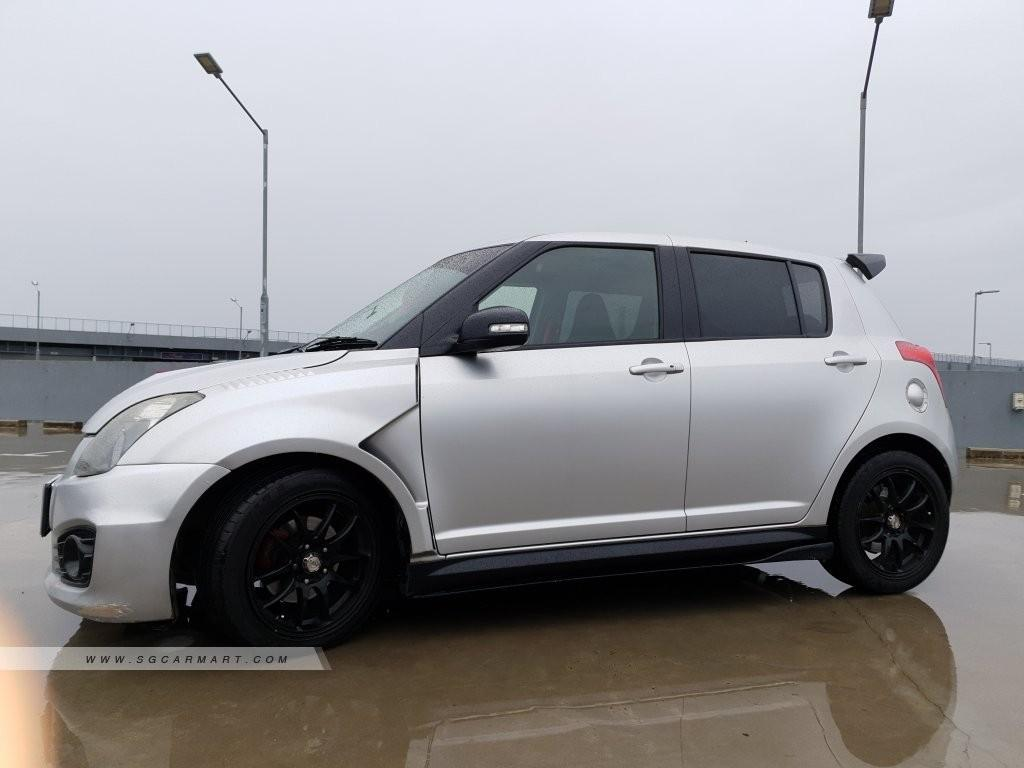 Suzuki Swift Sport 1.6 AT Auto