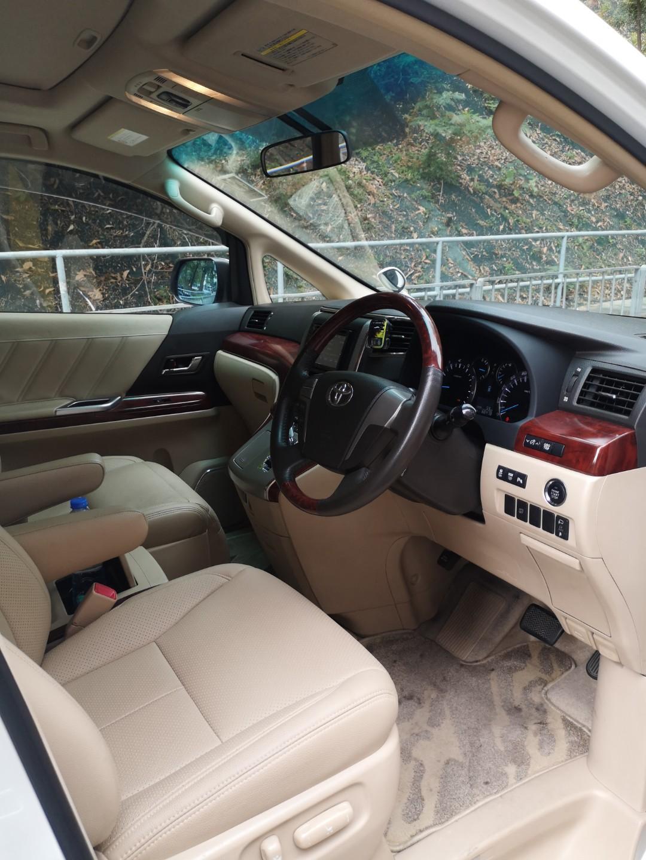 Toyota Alphard Alphard 3.5SC Auto