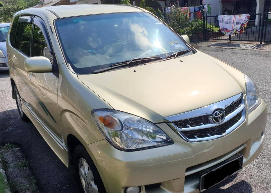 Well Maintained Avanza AT