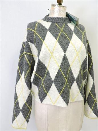 Women's Pringle of Scotland x H&M Wool Sweater (Size XS)