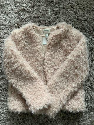 Forever 21 Furry Jacket
