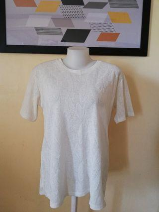 Offwhite Leaf Shirt