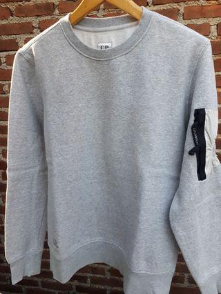 Sweatershirt C.P. Company in grey SS/2018