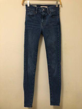 Levi's 720 Super Skinny Jean, Size 24