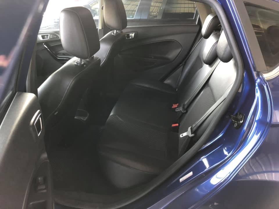 福特16年 fiesta Turbo 1.0藍色