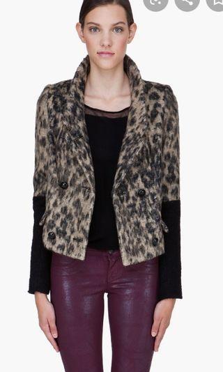 Smythe wool/mohair jacket