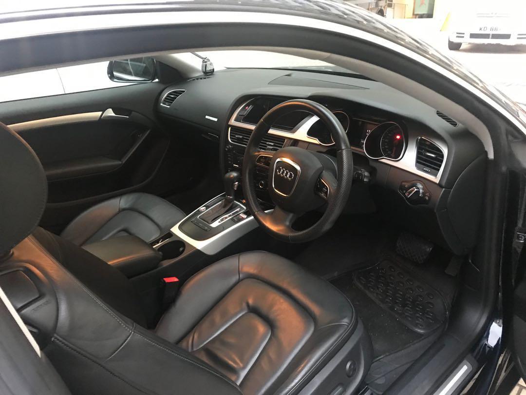 Audi A5 Coupe 2.0TFSI Auto