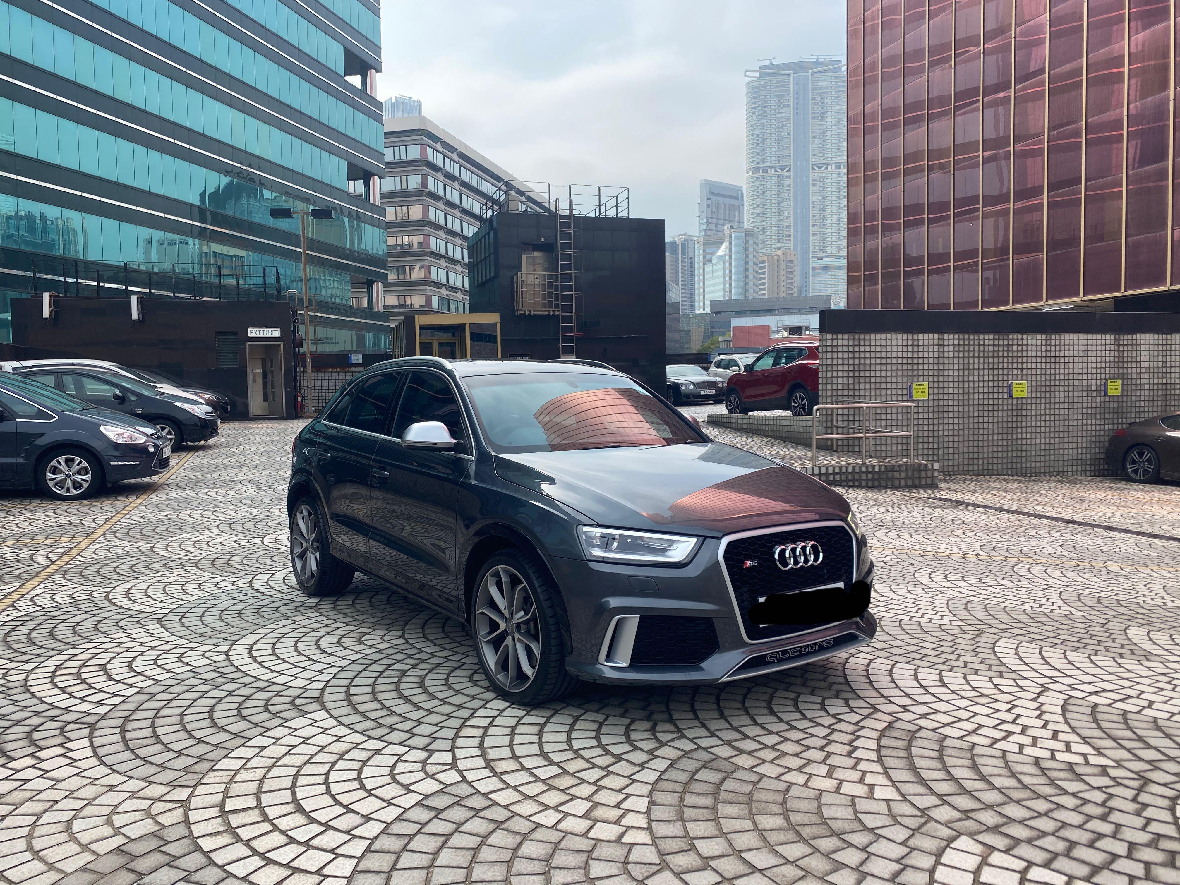 Audi RSQ3 2.5 QUATTRO Auto