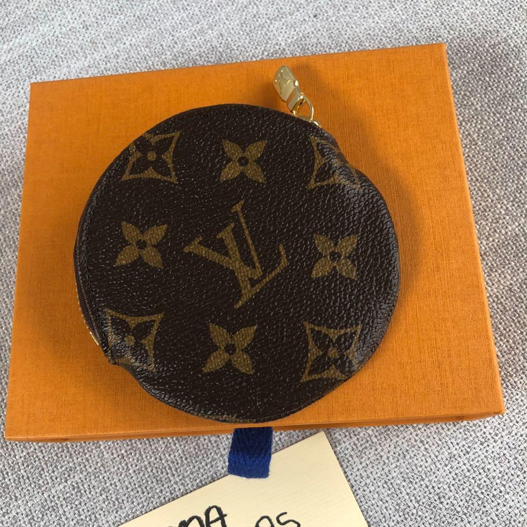 Authentic Louis Vuitton Coin Purse Christmas Edition